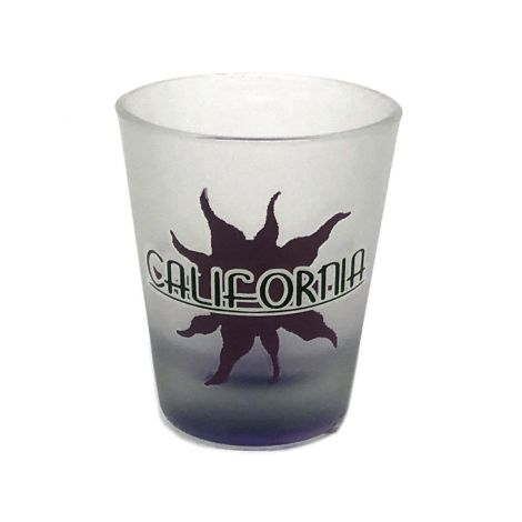 California Shot Glass