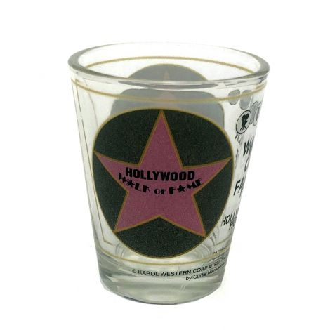 Walk Of Fame Shot Glass