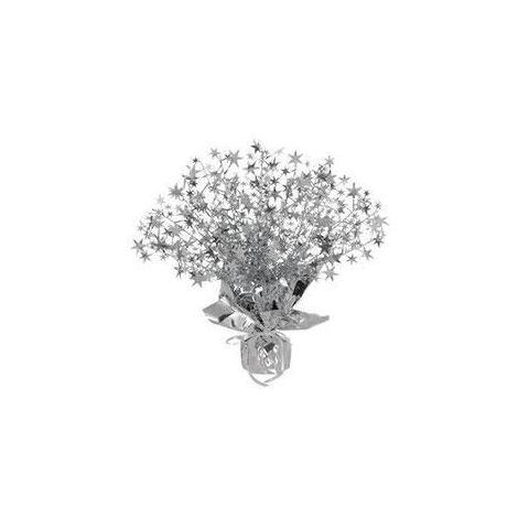 Starburst Centerpiece - Silver
