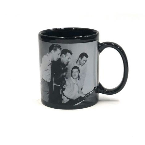 Elvis Presley Million Dollar Quartet Boxed Mug