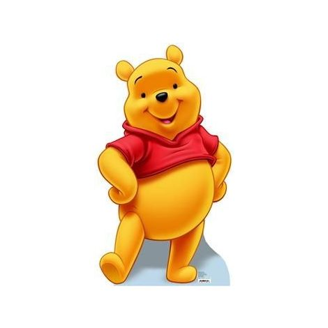 Winnie The Pooh Cutout #642