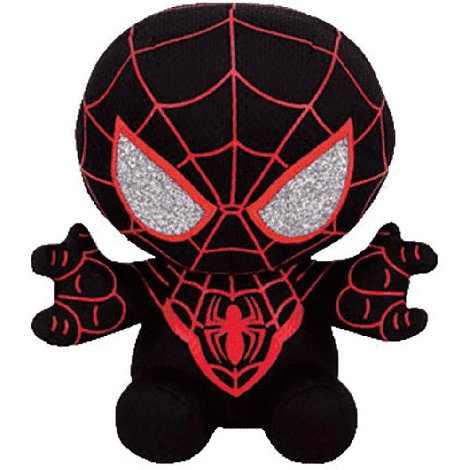 TY - Beanie Baby plush toys Spider-Man