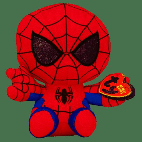 TY - Beanie Baby plush toys Original Spider-Man