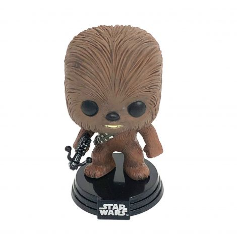 Star Wars series features Chewbacca