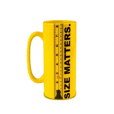 The Size Matters Mug
