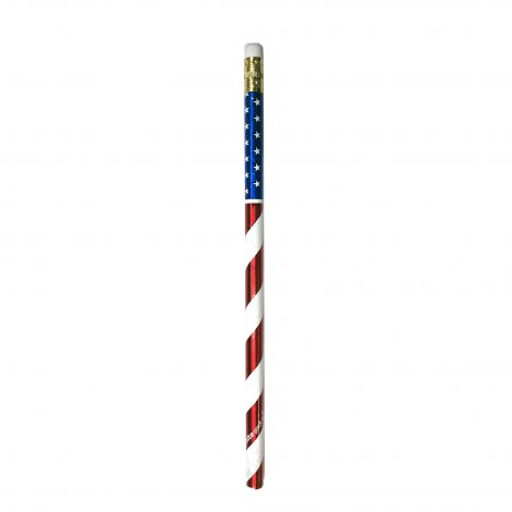 American flag Pencil