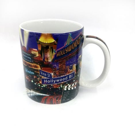 Hollywood Los Angeles Coffee Mug