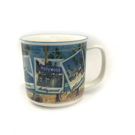 Los Angeles Polaroid Coffee Mug