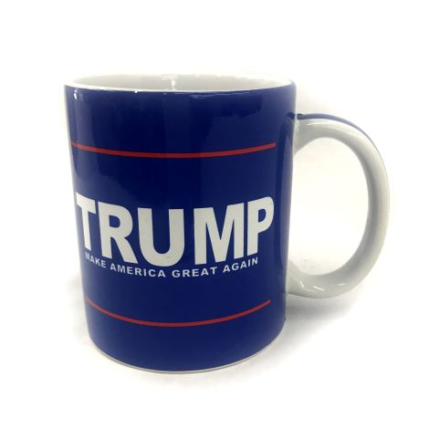 "Blue Trump ""Make America great again"" Coffee Mug"
