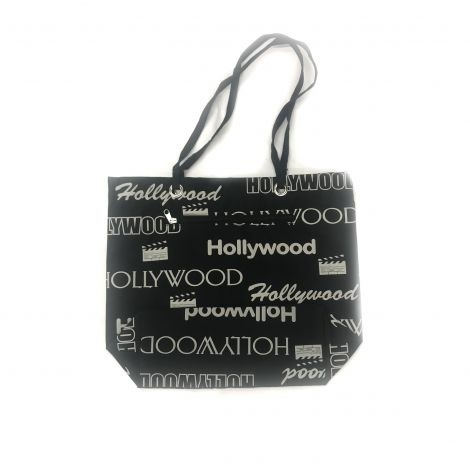 Hollywood Clapboard Black Shoulder Bag