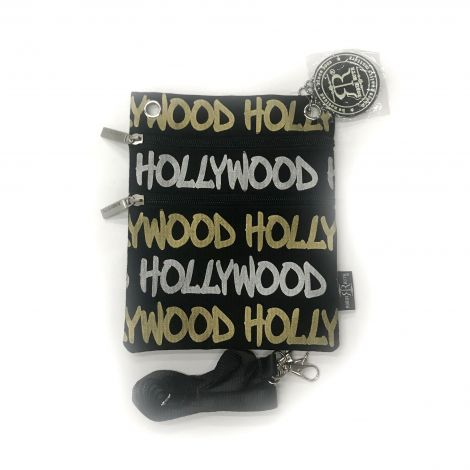 Hollywood Gold and silver Neck Wallet