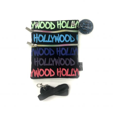 Hollywood colors Neck Wallet