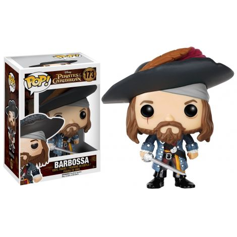 Funko Pop Disney: Pirates-Barbossa Action Figure