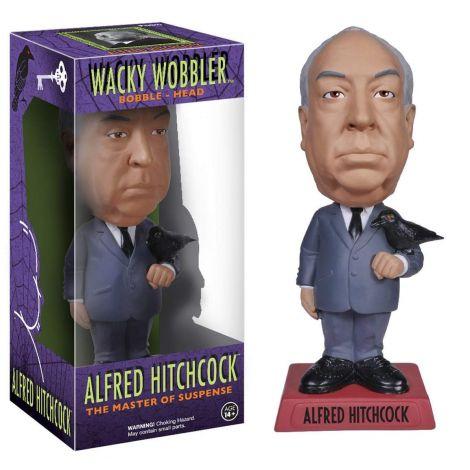 "Funko Alfred Hitchcock 6"" Wacky Wobbler"