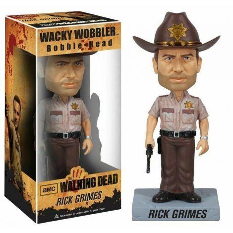 Funko Walking Dead: Rick Grimes Wacky Wobbler