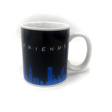 Friends The Television Series Heat Change Coffee Mug They Don't Know...
