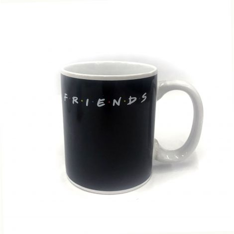 Friends 'How You Doin' Heat Change Mug