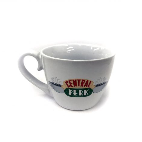 Friends the TV show Central Perk Cappuccino Mug