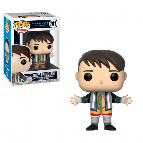 Funko POP TV: 'Friends the TV Show'  - Joey in Chandler's Clothes
