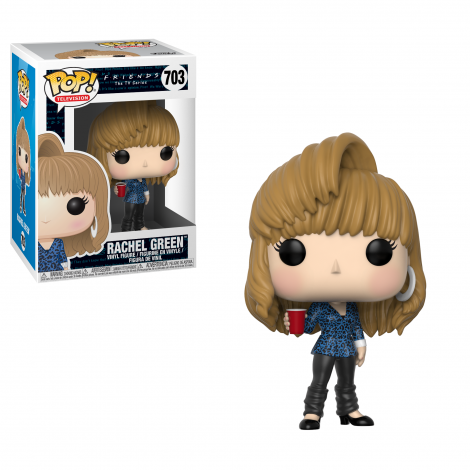 Funko POP TV: 'Friends the TV Show'  - 80's Rachel