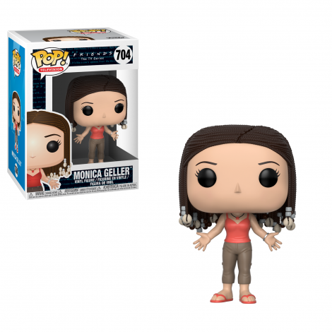 Funko POP TV: 'Friends the TV Show'  - 80's Monica Geller