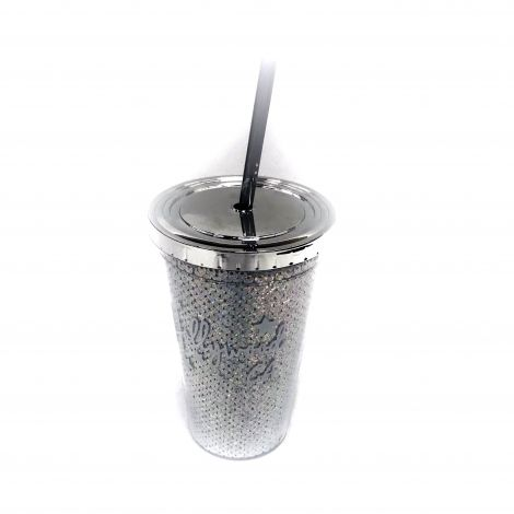 Silver Hollywood CA Tumblers