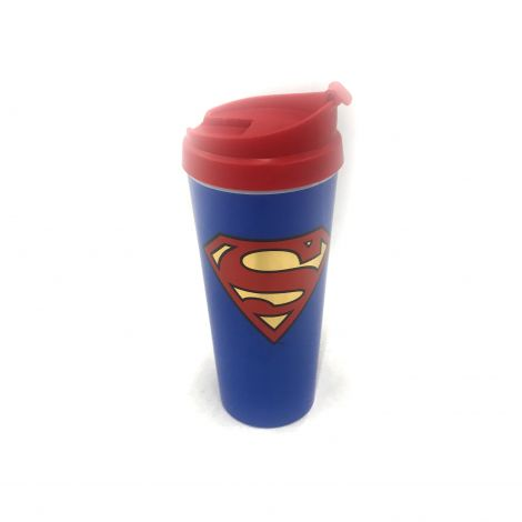 Superman Acrylic Travel Mug