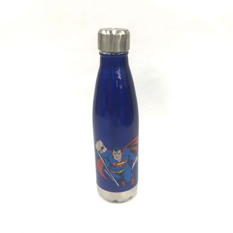 Superman Stainless Steel Water Bottle