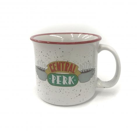 Friends Central Perk Camper Mug