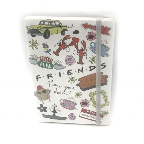 Multi-color Friends, Journal