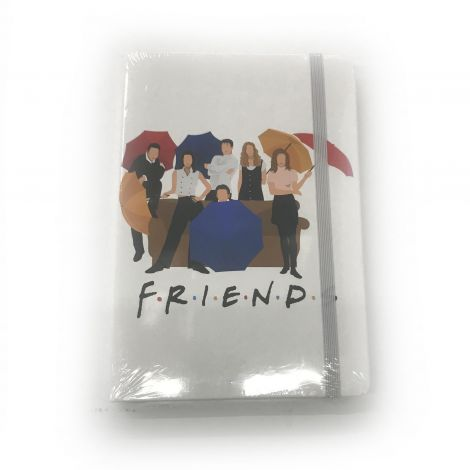Friends umbrella Journal