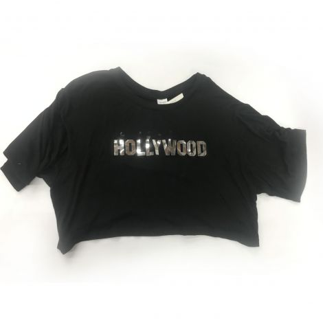 Hollywood Crop T-shirt