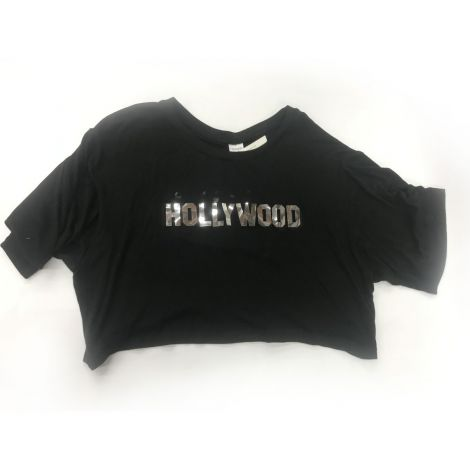 Hollywood Crop T-shirt -Large