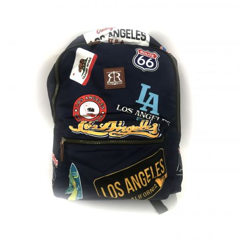 Navy Los Angeles backpack