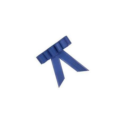 Blue Film Strip Bow