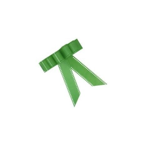 Green Film Strip Bow