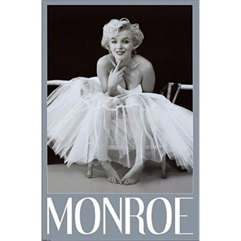 Marilyn Commemorative Poster