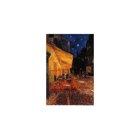 Vincent Van Gogh: Terrasse de Cafe