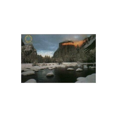 Yosemite Park-Nature Watch Poster