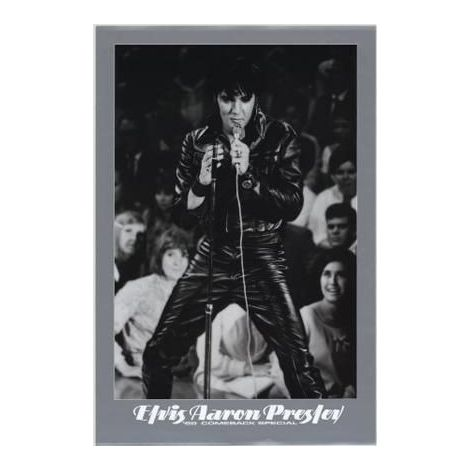 Elvis Aaron Presley '68 Comeback Special