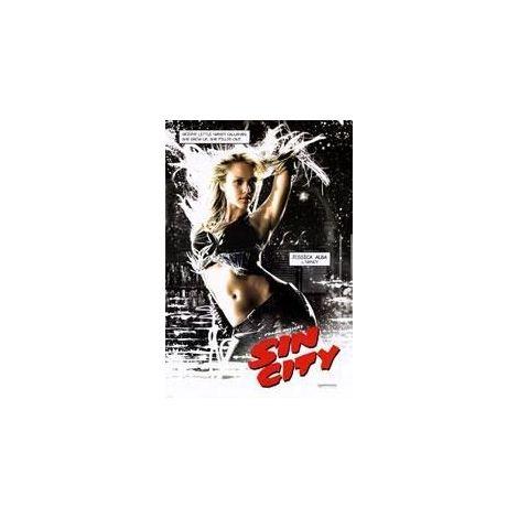 Sin City Poster - Jessica Alba