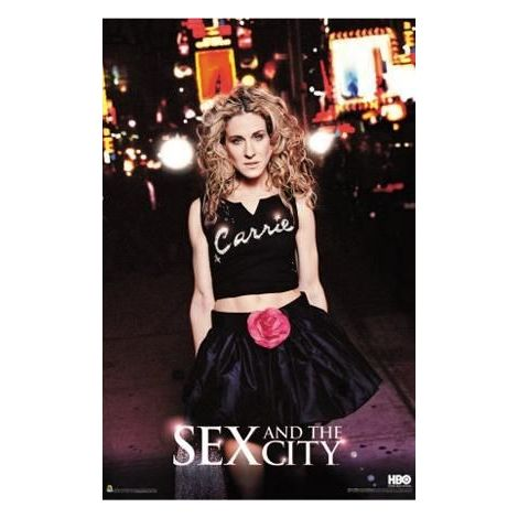 Sex & the City' Poster