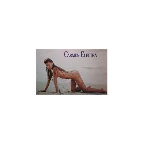 Carmen 'Chain' Poster