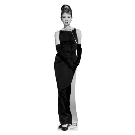 Audrey Hepburn in Breakfast at Tiffany's  Cardboard Cutout #1263