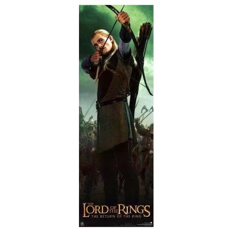 Legolas Door Size Poster