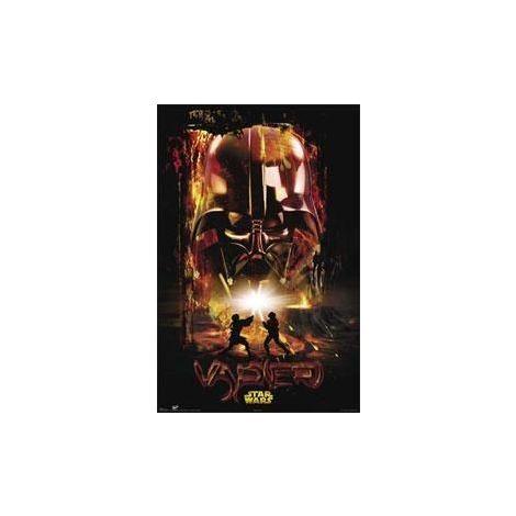 Vader' Poster - Star Wars Episode III