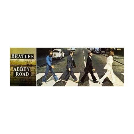 The Beatles, Abbey Road, Door Poster