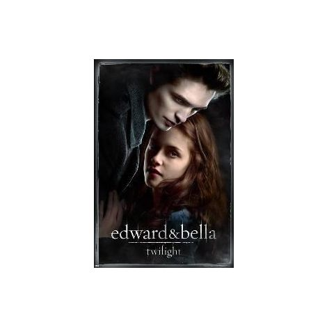 Twilight, Edward & Bella, Poster