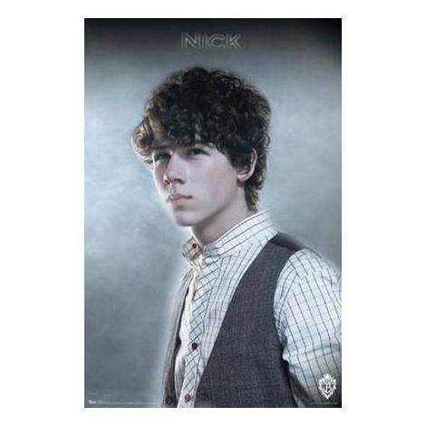 Jonas Brothers, Nick Poster