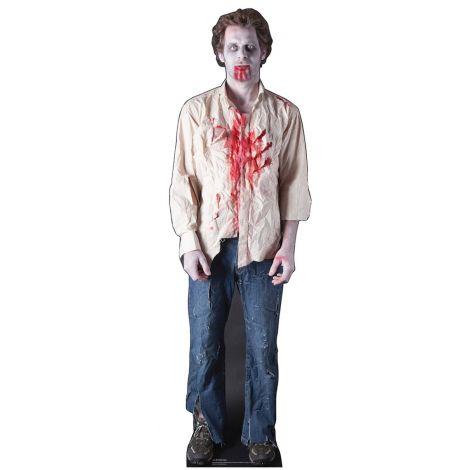 Zombie Guy - Cardboard Cutout #1382